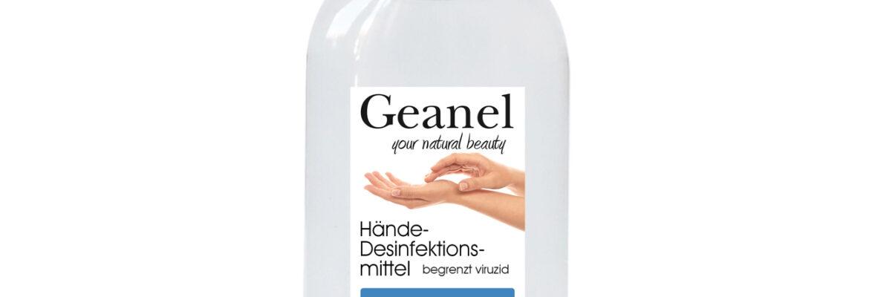 GEANEL Händedesinfektionsmittel 50 ml